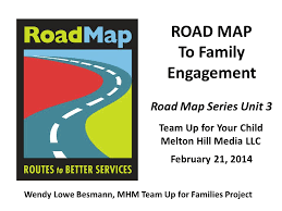 road map up road map to family engagement team up for your child melton hill