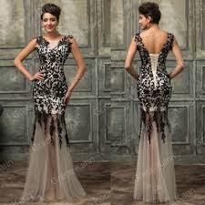vintage style mother of the bride groom gowns long prom evening