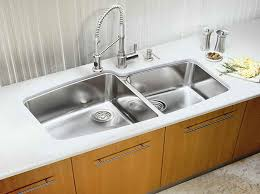 double sinks kitchen applying copper kitchen sinks for best sink eva furniture within