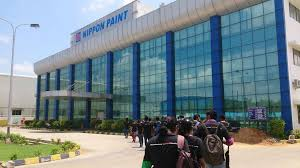 apply for an industrial visit to nippon paint sriperumbudur plant