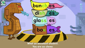 nessy spelling strategy plurals s es youtube