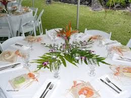Wedding Decorations Inspirational Hawaiian Wedding Decorations