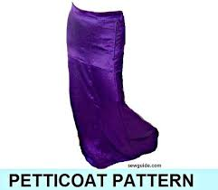 how to make a petticoat how to make a petticoat skirt underskirt easy diy pattern sew guide
