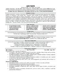 Salon Manager Resume Portfolio Resume Sample 2 3 Resume Portfolio Examples Pdf