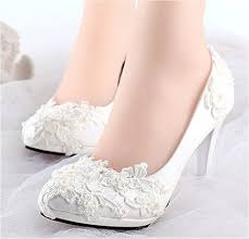 50 ideas for lace bridal shoes low and high heels u2013 femaline