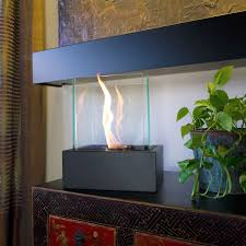 How To Make Gel Fuel For Fireplace Amazon Com Nu Flame Lampada Tabletop Ethanol Fireplace Garden