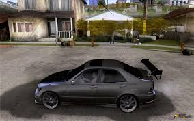 lexus is300 manual light lexus is300 tuned for gta san andreas
