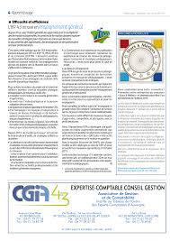 chambre des metiers 74 innov cfa présentation et retours pdf available