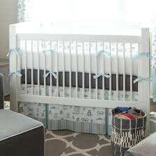 baby bedding crib sets carousel designs pink and gray chevron