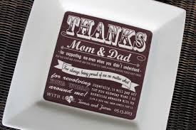wedding gift ideas for parents wedding gift ideas for parents