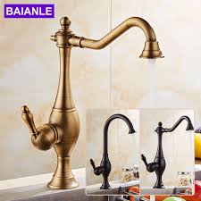 Kitchen Faucets Bronze Finish by Online Get Cheap Kitchen Taps Traditional Aliexpress Com