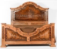 Western Style Bedroom Furniture   cowhide western furniture co rustic western bedroom pinterest