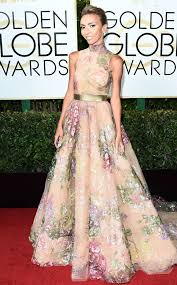 guiliana s golden globes 2017 all the details on giuliana rancic s romantic