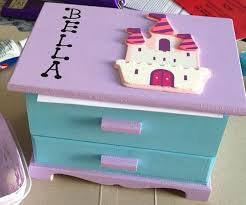 Personalized Jewelry Box For Baby 11 Best Kids Jewelry Box Images On Pinterest Kids Jewelry Box