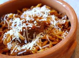 Stew Ideas Giouvetsi Recipe Greek Beef Stew With Orzo Pasta My Greek Dish