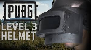 pubg level 3 helmet pubg level 3 helmet make it yourself youtube