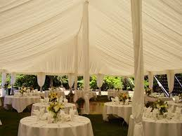 rent a wedding tent tent liner rental for burlington bellingham everett seattle