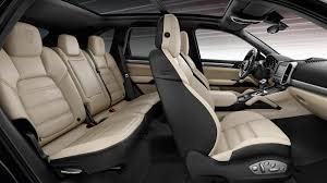 Porsche Cayenne Interior - 2016 porsche cayenne new car reviews