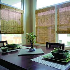 premium bamboo woven wood shades group c blindster com