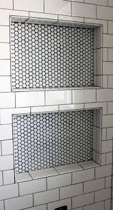 Subway Tiles Bathroom Best 25 White Subway Tile Shower Ideas On Pinterest White