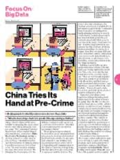 pages China Tries Its Hand at PreCrime pdf Course Hero