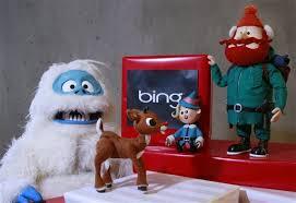 bing engine rudolph red nosed reindeer