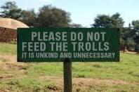 como evitar a un troll