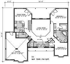 retirement house plans small floor plan country bungalow retirement basement village european