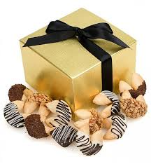 silver fortune cookie gift gifts 30 gifttree