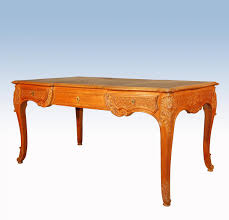 Regency Office Furniture by Large Regency Style Office Desk For Sale At Pamono