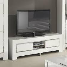 Meuble Salon Noir Et Blanc by Meuble Tv Design Sofamobili