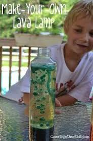how to make a lava lamp simple kid friendly activity lava lamp