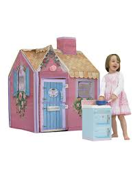 Dream Town Rose Petal Cottage Playhouse by Rose Petal Cottage Playhouse