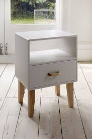 Ideas For Nightstand Height Design Furniture Dazzling Modern Style Height Oak Side Table Stand With