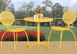 Furniture Willard And May Outdoor Living Blog - Yellow patio furniture