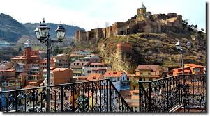 Georgia travellers images Georgia country hotels capital city tbilisi travel and tourism jpg