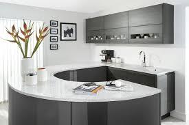 deco cuisine gris et blanc best cuisine gris et blanc deco gallery lalawgroup us