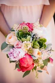ashland flowers wedding wednesday bouquets with succulents flirty fleurs the