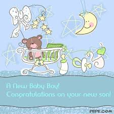 congratulations on new card new baby boy greeting cards a new ba boy congratulations on your