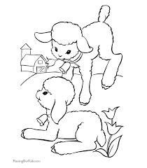557 sunday coloring sheets images