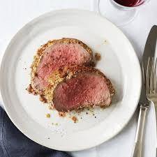 salt crusted beef tenderloin roast beef tenderloin with caesar crust recipe epicurious com