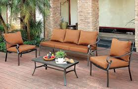 Las Vegas Outdoor Furniture by Furniture Of America Bonquesha 4pc Outdoor Furniture Set Las