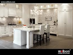 White Lacquer Kitchen Cabinets China 2015 Welbom Australia Project White Lacquer Kitchen Cabinet