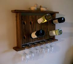outdoor wine glass holder table wine rack with glass holder and sosfund golfocd com throughout