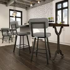 stools nice looking jonas swivel bar stool by amisco
