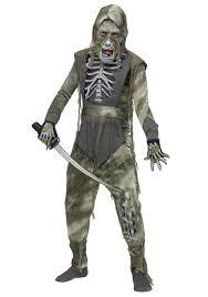 child zombie halloween costume child zombie ninja costume
