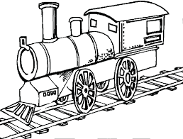 train coloring pages print thomas tank engine printable free