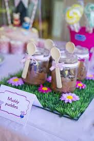 peppa pig decorations peppa pig themed party food ideas food