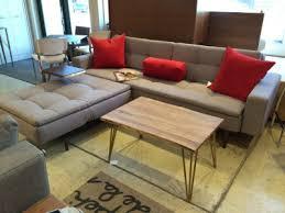 Ottoman Sofa Bed Echo Furniture San Francisco Transitional Modern Furniture