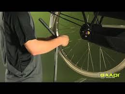 changer chambre à air vtt réparer une crevaison à vélo sans démonter la roue